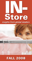 In-Store Magazine - Fall 2008