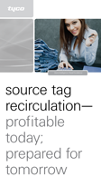 Source Tag Recirculation: Profitable Today, Prepared for Tomorrow