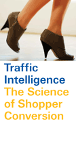 Traffic intelligence - the science of shopper conversion
