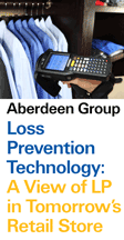 Aberdeen Group Research - LP Technology in Tomorrow's Retail
