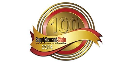 SDCE 100 Award 2014 logo