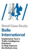 cover of Belle International Case Study
