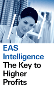 EAS Intelligence The key to higher Profits
