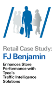 cover of FJ Benjamin Case Study