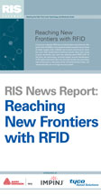cover of RISNews Reaching New Frontiers report
