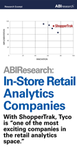 ABIResearch Excerpt: Tyco Tops in Retail Customer Analytics