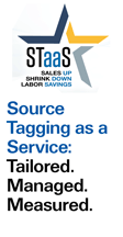 Product Brief: Drive Bottom Line Results with Source Tagging as a Service (STaaS)