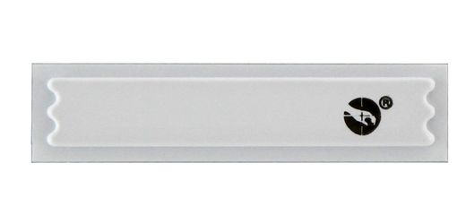 Genuine Sensormatic acousto-magnetic (AM) label