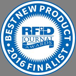 RFID Journal Finalist 2016