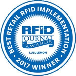 RFIDJournal LIVE Winner logo