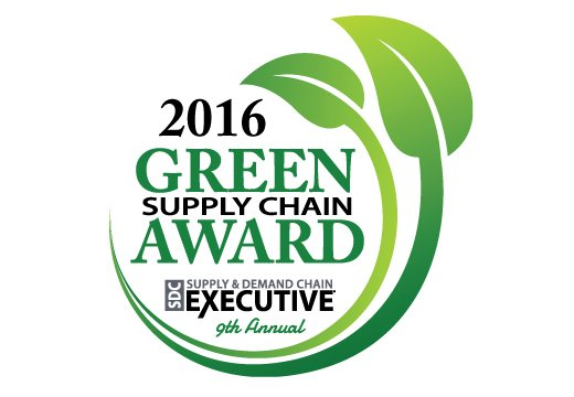 Supply & Demand Chain Executive Green Supply Chain Award Logo