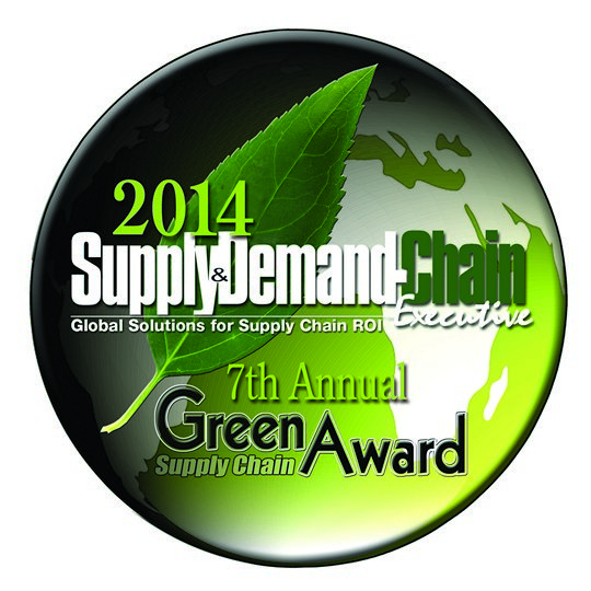 SDCE Green Award 2014 logo