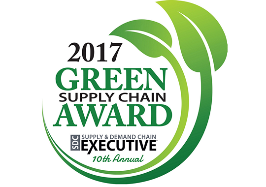 SDCE Green Supply Chain Award 2017