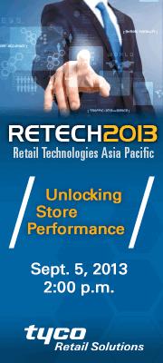 Retail Trends Chart- ReTech 2013