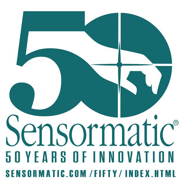 Sensormatic 50th anniversary microsite