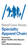 cover of Specialty Apparel Case Study