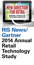 RIS News/Gartner 2014 Annual Retail Technology Study