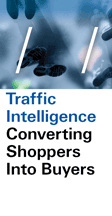 Traffic Intelligence - Converting Shoppers Into Buyers