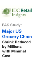 TRS/IDC EAS Study: Shrink Reduced with Minimal Cost