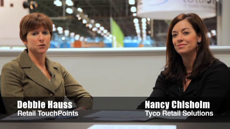 NRF Video Interview with Nancy Chisholm